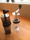 粉で購入されている方にオススメのミル